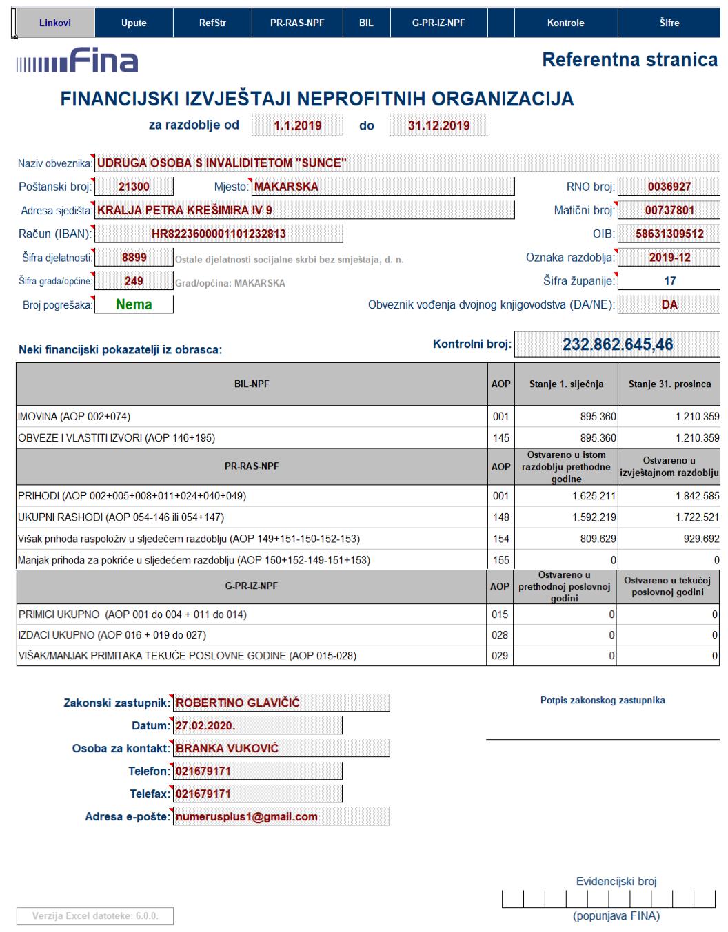 finan. izvješće